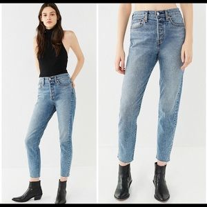 Levi's Wedgie Fit Jeans - currently in store
